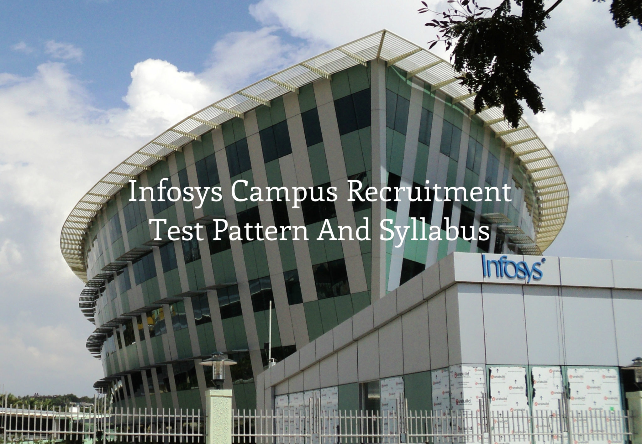 Infosys Campus Recruitment