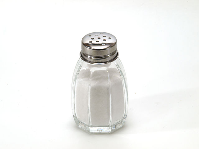 salt dispenser