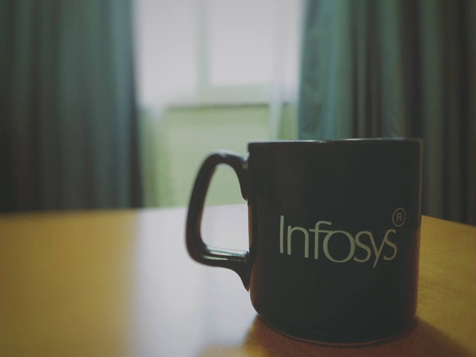 Infosys Coffee Mug