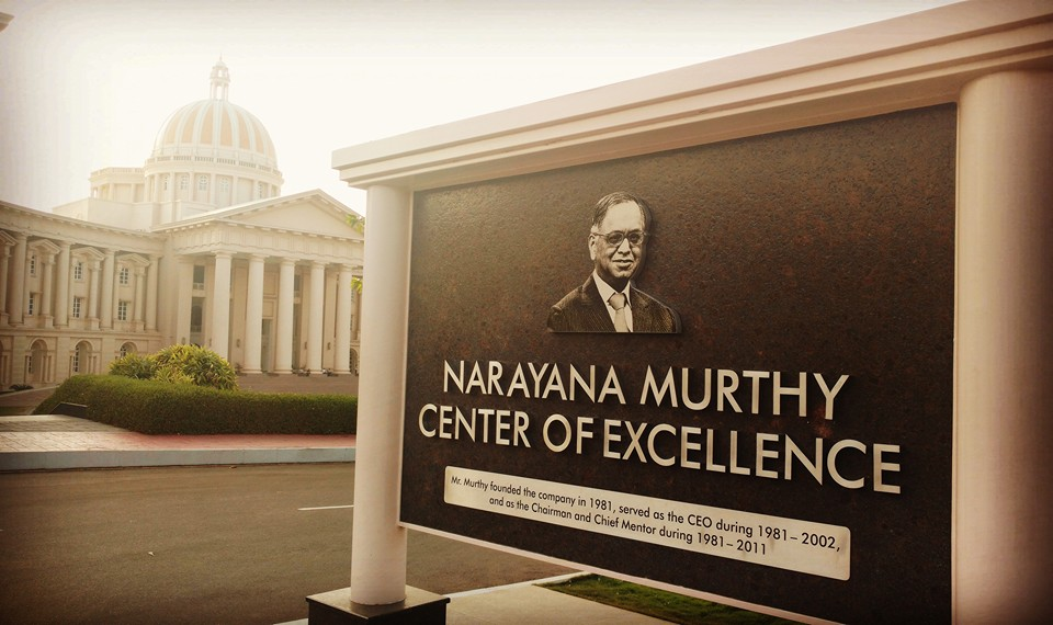Narayana Murthy Center of Excellence