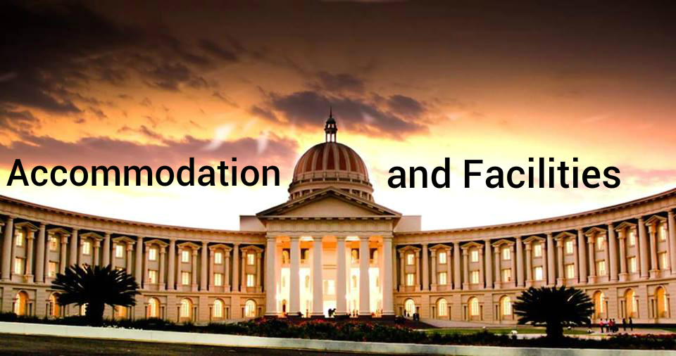 Accommodation & Facilities