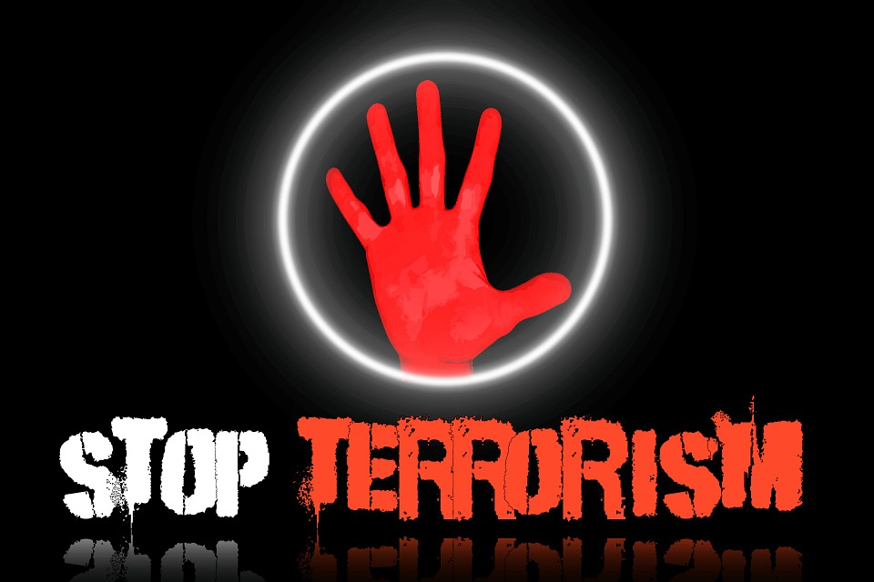 Stop Terrorism Aitzaz Hasan