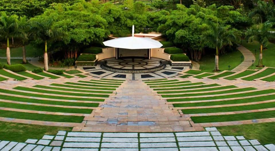Infosys Amphi theatre