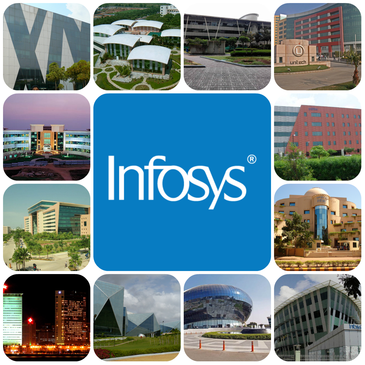 Infosys DC