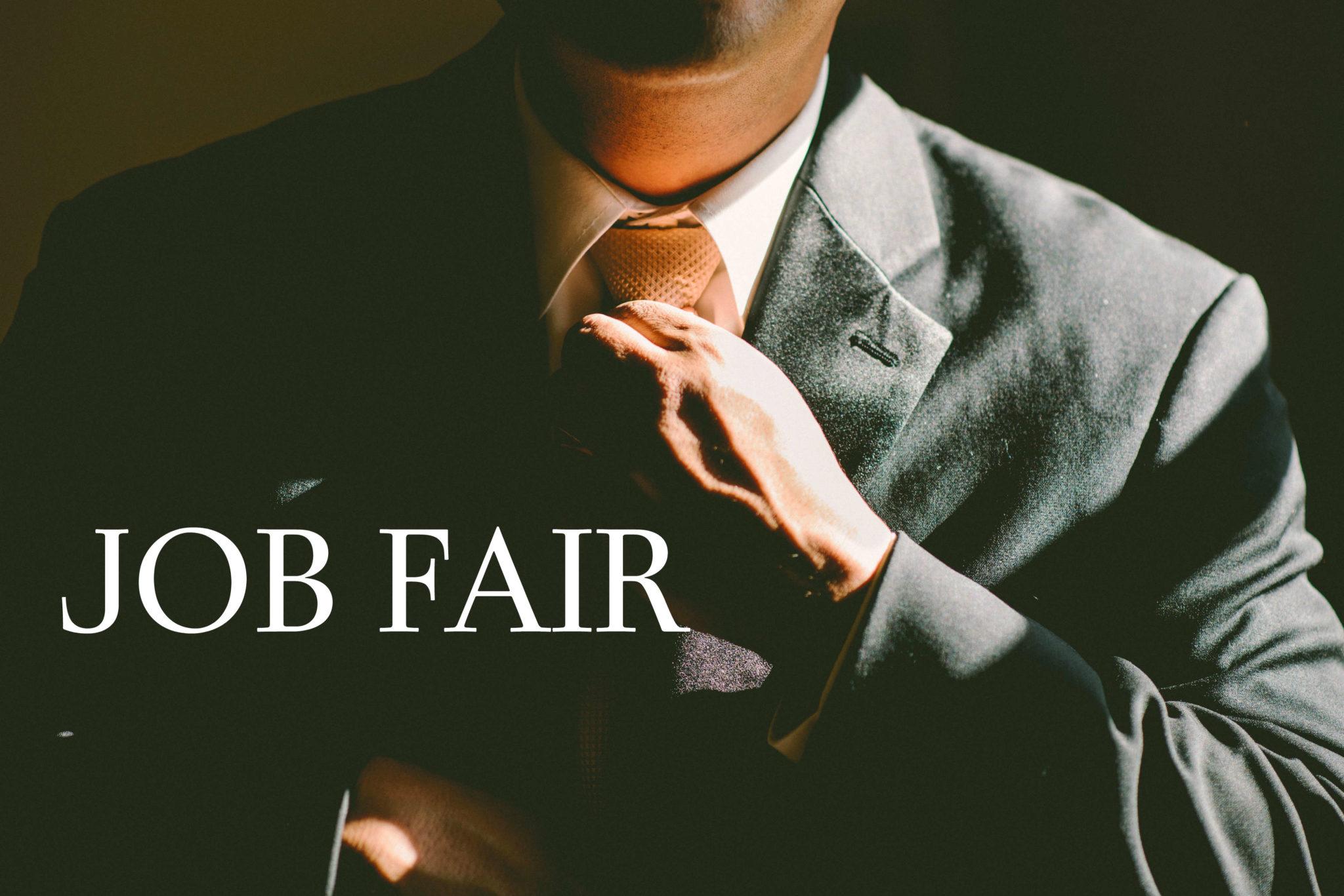 Job Fair Tips