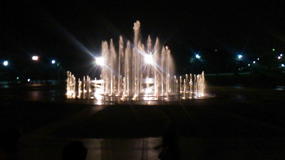 Musical Fountain GEC