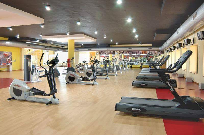 Gym At Mysore