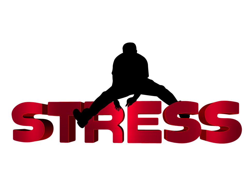 stress handle