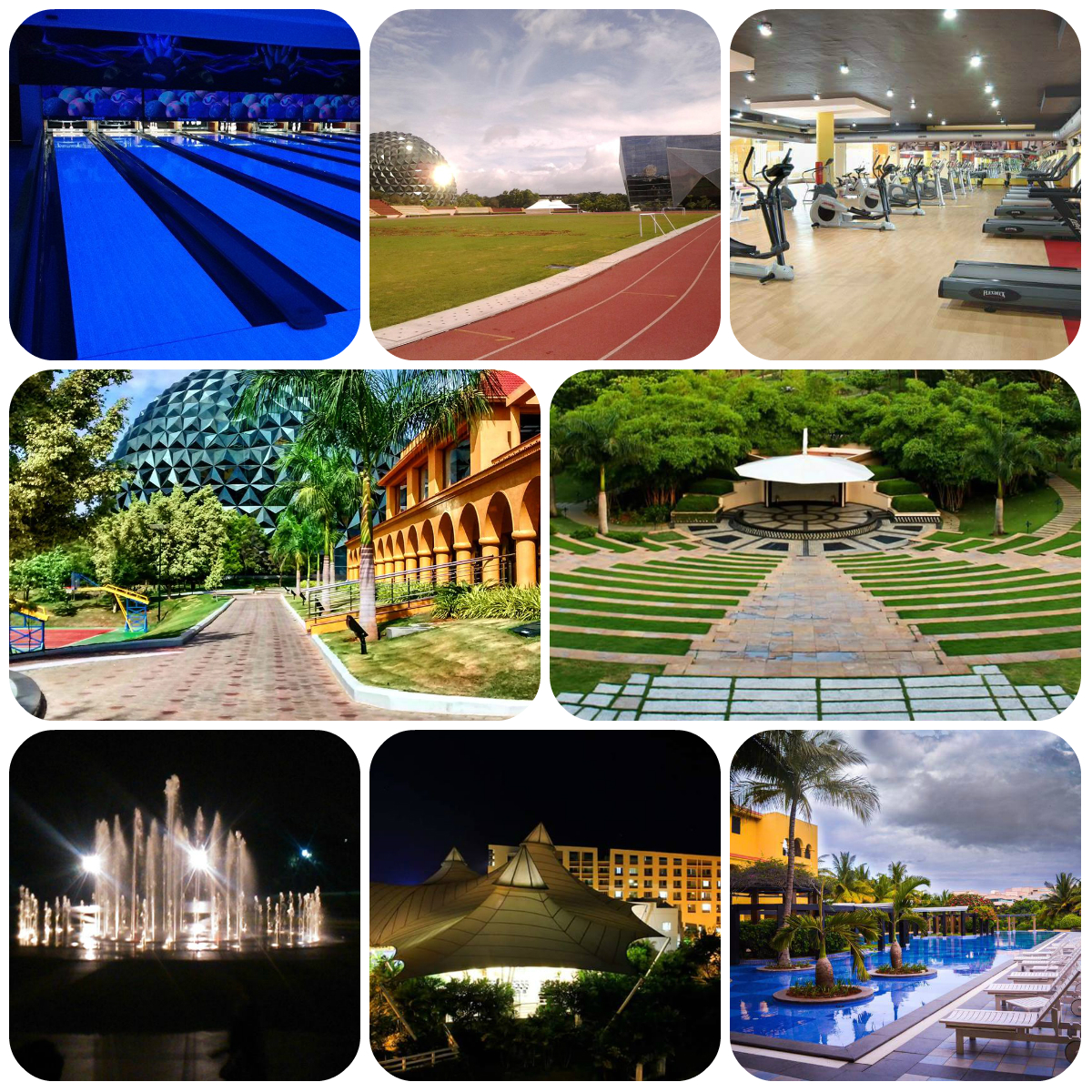 places inside infosys