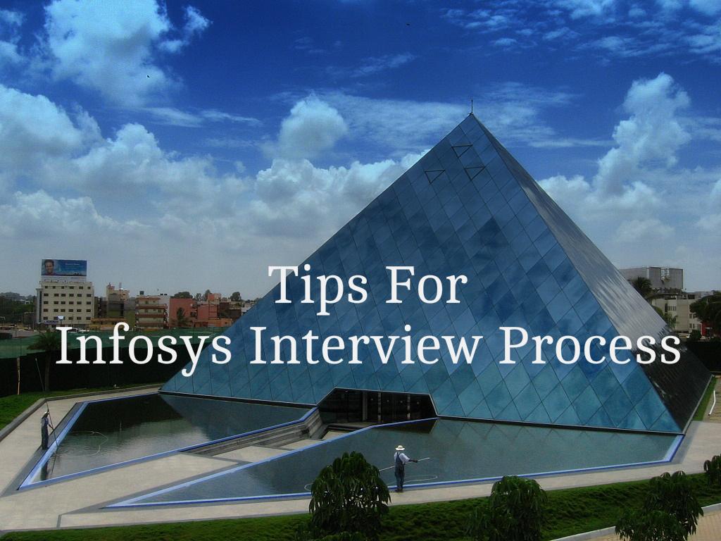 Infosys Process