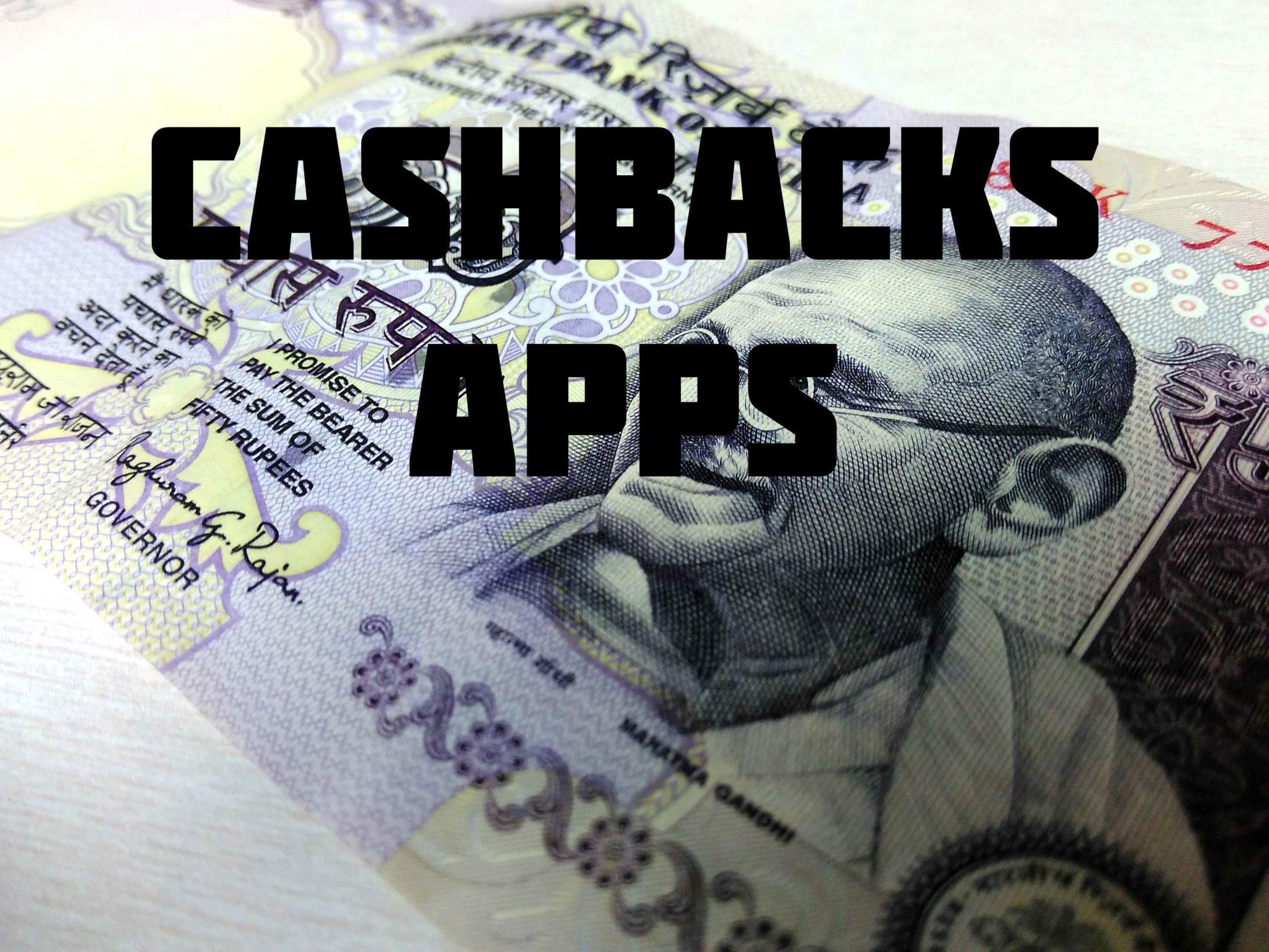 Cashbacks Apps