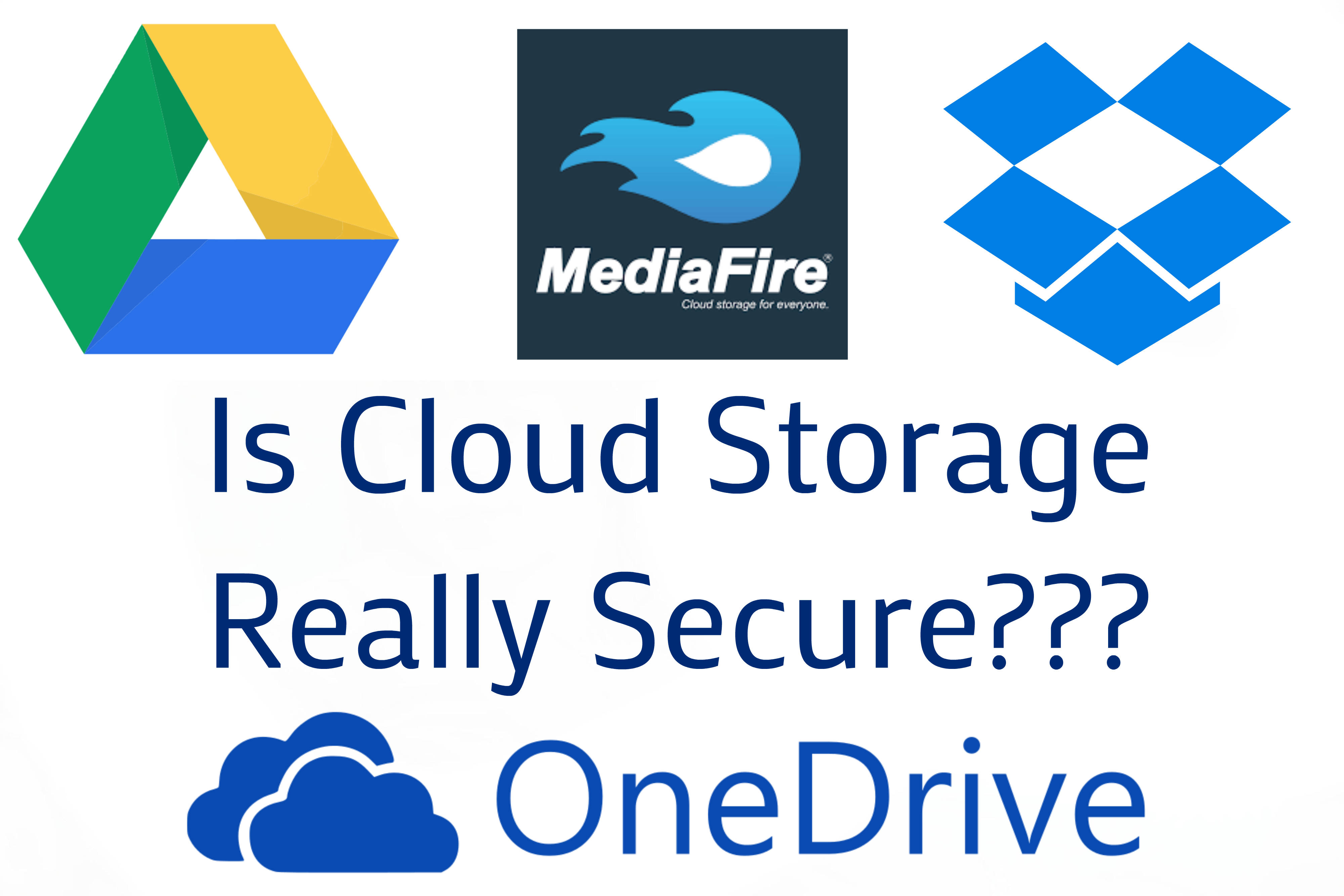 Cloud Storage Security