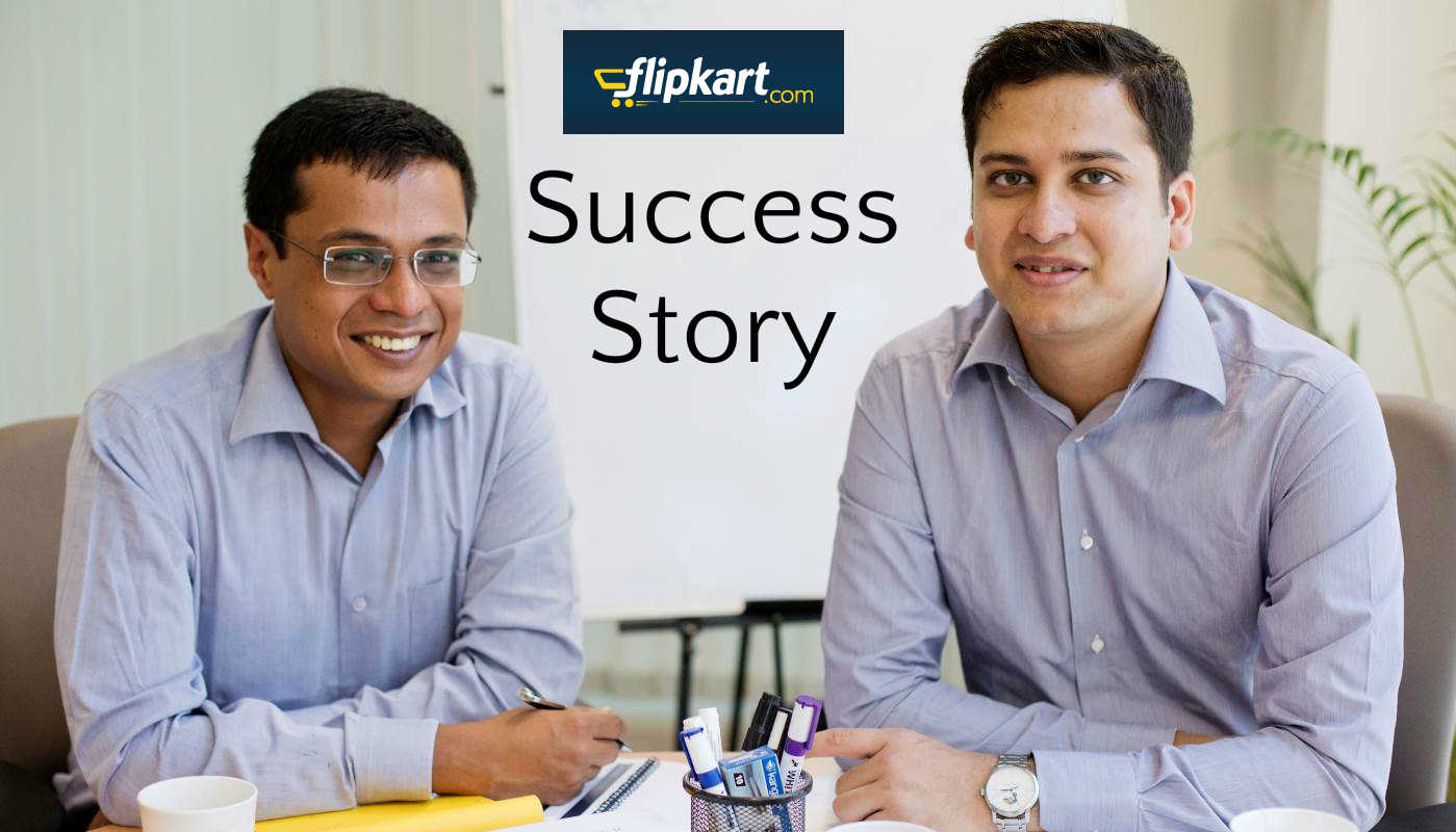 flipkart startup success story