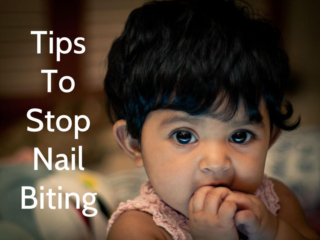 Nail-Biting Habit