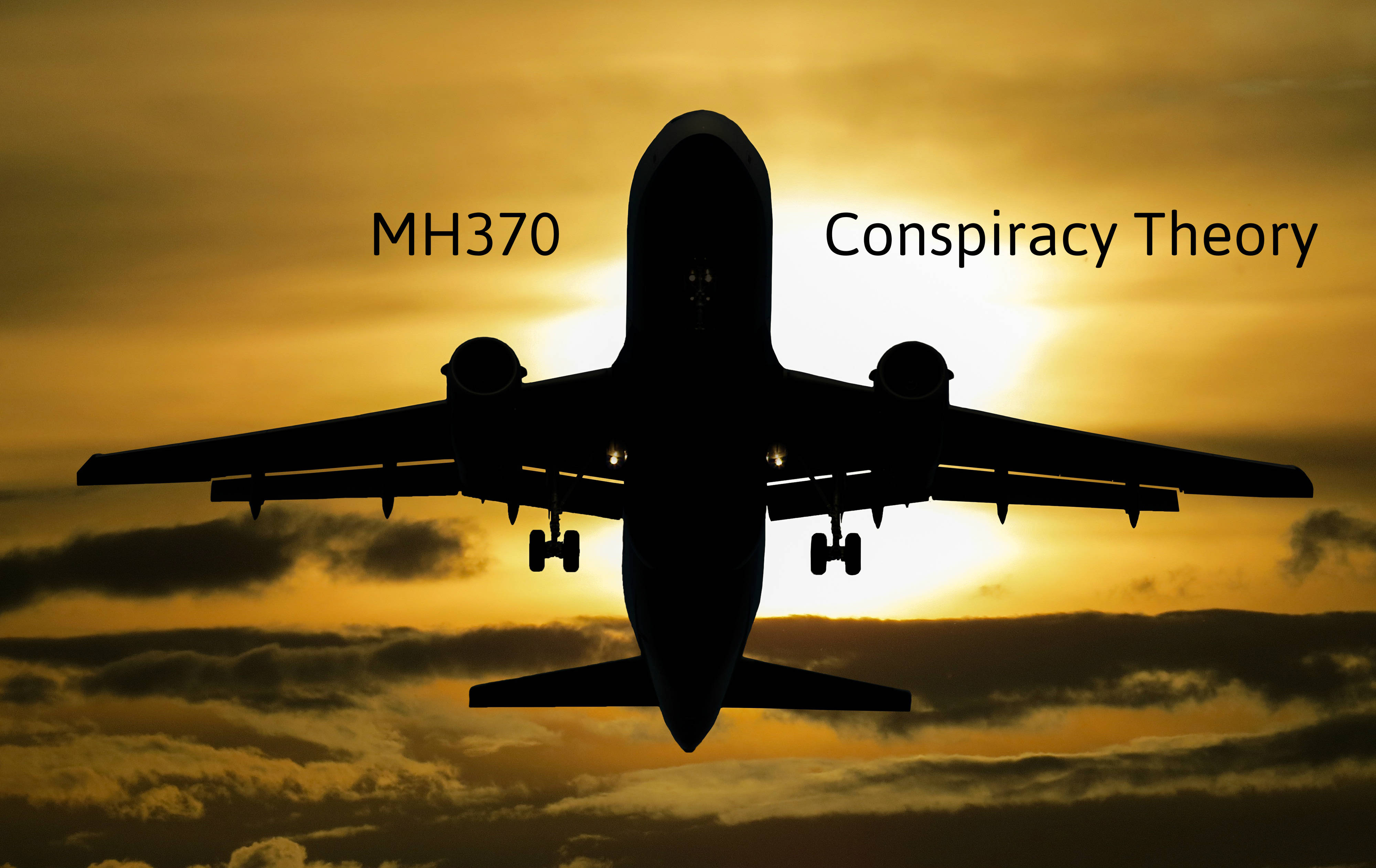 MH370 Conspiracy Theory