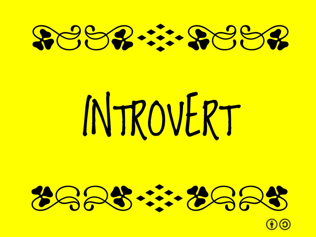 Introvert Signs