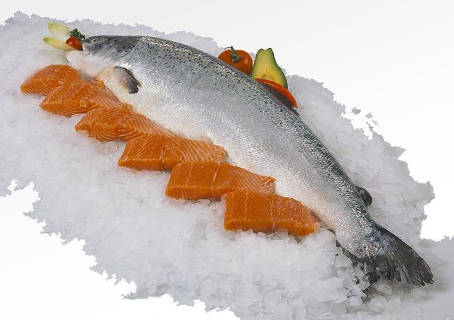 Salmon Seafood