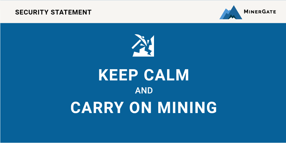 MinerGate Happy Mining