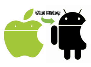 How to Transfer WhatsApp Chat History from Android to iPhone