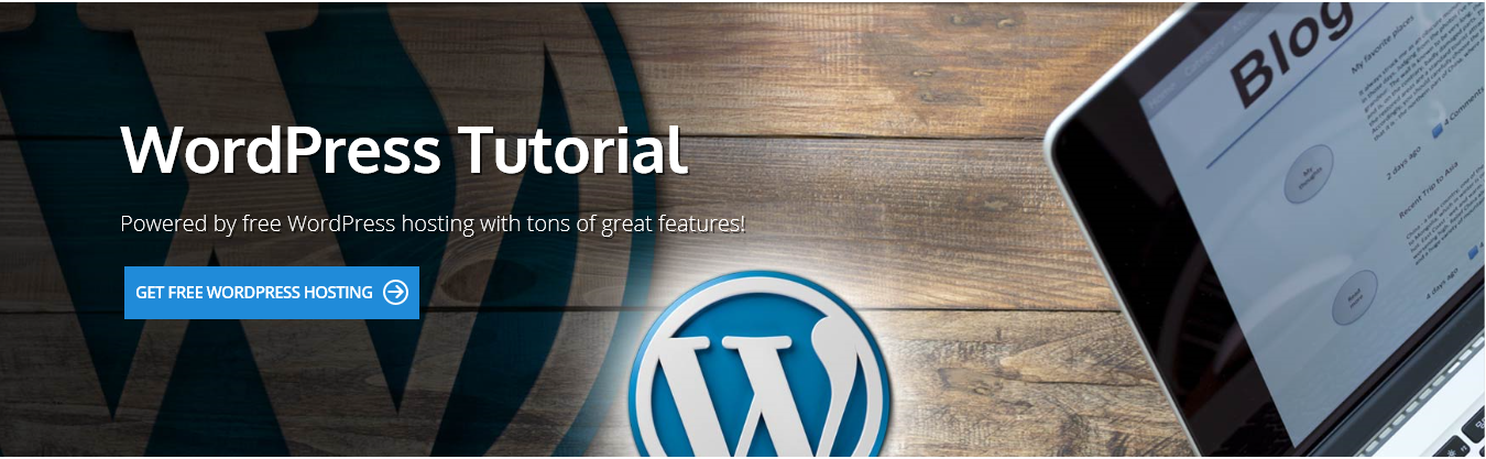 000webhost WordPress Tutorial
