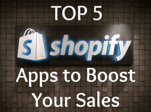 Top 5 Shopify Apps to Boost Your Sales