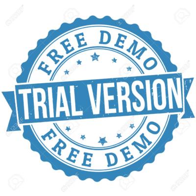 trial versions