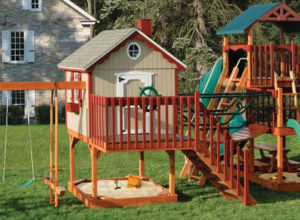 Things to Keep in Mind before Choosing a Wooden Swing Set for Children
