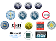 CyberSecurity Certifications