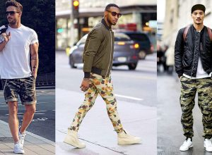 Military Style Influences