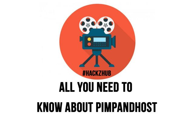 All You Need To Know About PimpandHost