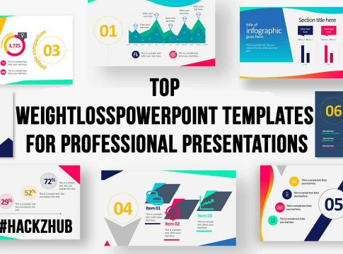 Top WeightlossPowerpoint Templates For Professional Presentations