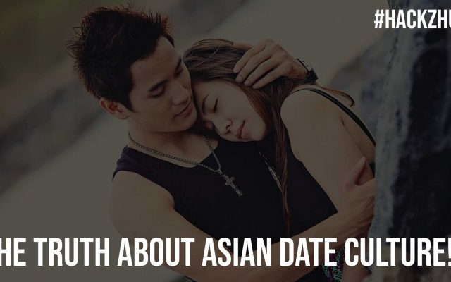 The Truth About Asian Date Culture