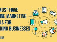 11 Must Have Online Marketing Tools For Budding Businesses