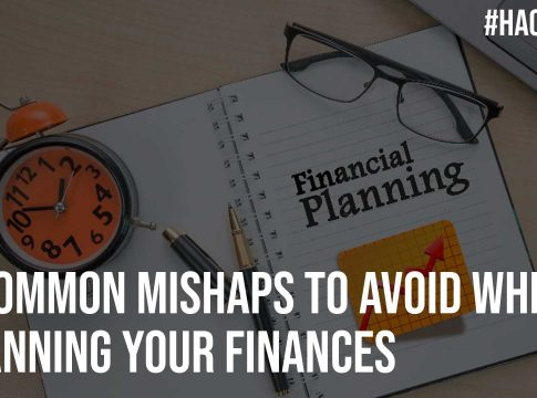 7 Common Mishaps To Avoid When Planning Your Finances