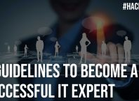 7 Guidelines to Become a Successful IT Expert