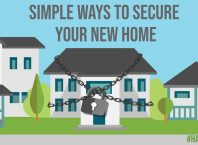 Simple Ways to Secure Your New Home