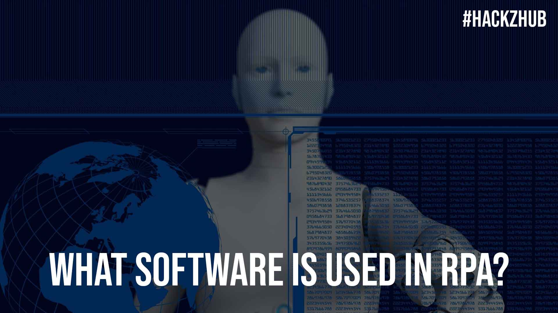 What Software Is Used in RPA