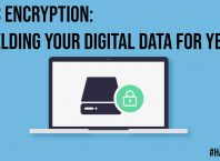 Disc Encryption Shielding Your Digital Data for Years