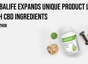 Herbalife Expands Unique Product Line with CBD Ingredients