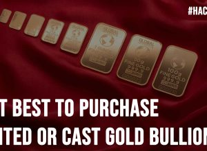 Is It Best To Purchase Minted Or Cast Gold Bullion