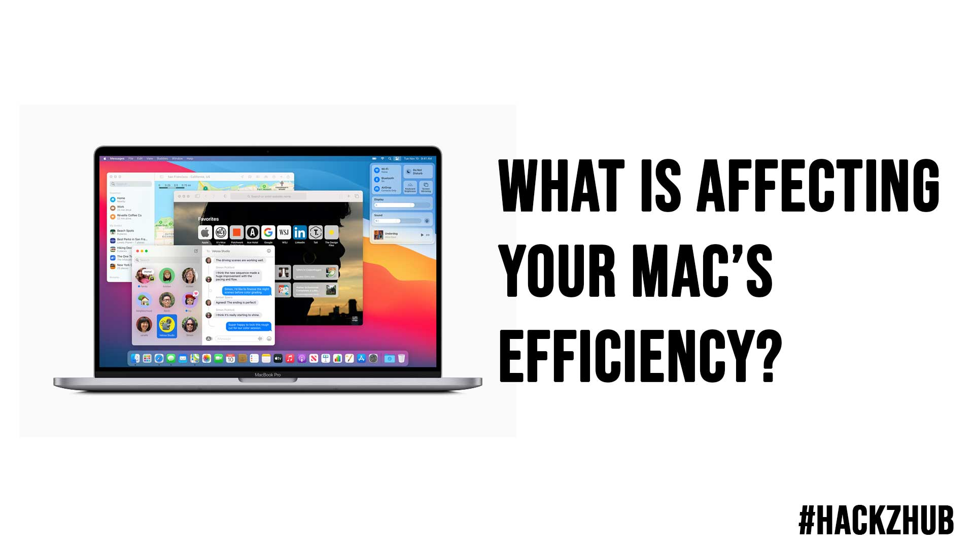 What is Affecting Your MAC Efficiency