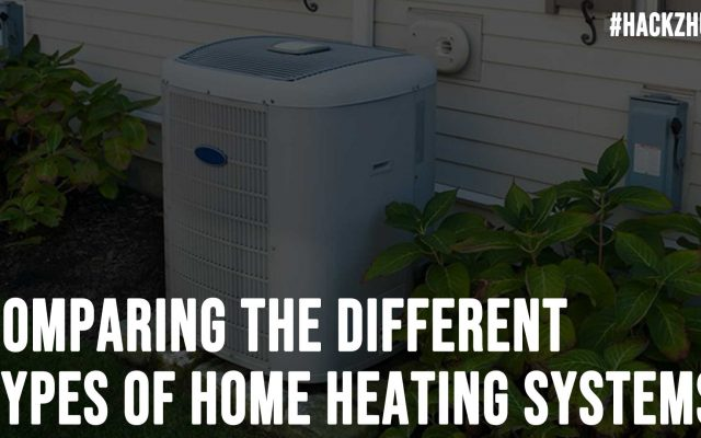 Comparing the Different Types of Home Heating Systems