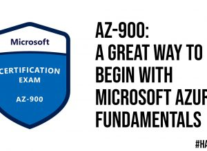 AZ 900 A Great Way To Begin With Microsoft Azure Fundamentals