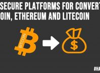 Top Secure Platforms For Converting Bitcoin Ethereum and Litecoin