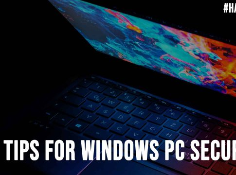 Top Tips for Windows PC security