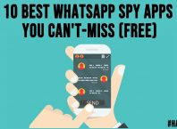 10 Best WhatsApp Spy Apps You Cant Miss FREE