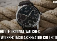 Glashutte Original Watches The Two Spectacular Senator Collections