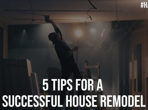 5 Tips for a Successful House Remodel