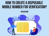 How to Create a Disposable Mobile Number for Verification