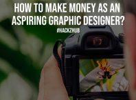 How to Make Money as an Aspiring Graphic Designer